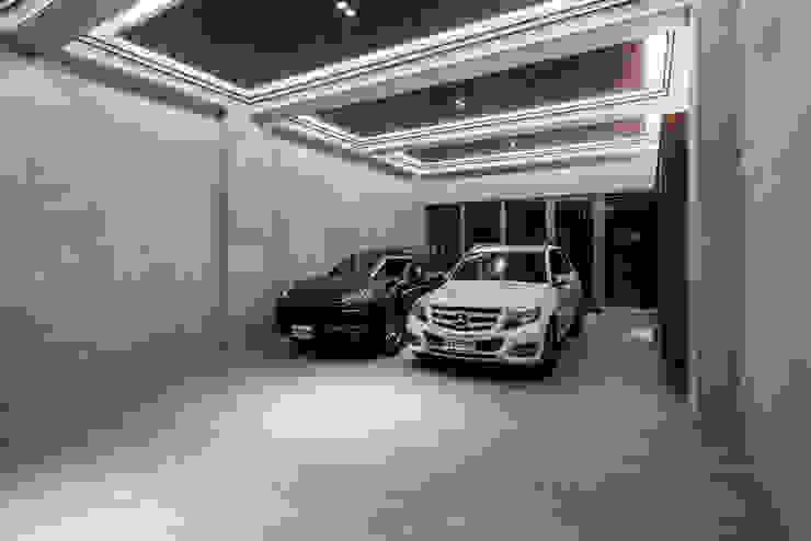 大隆建設/海灣Villa CEO會館2-碧海達觀 SING萬寶隆空間設計 雙車庫