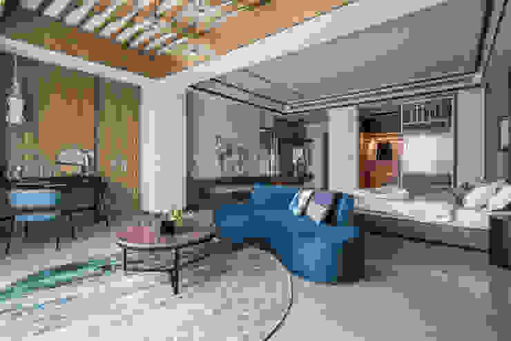 大隆建設/海灣Villa CEO會館2-碧海達觀 SING萬寶隆空間設計 臥室
