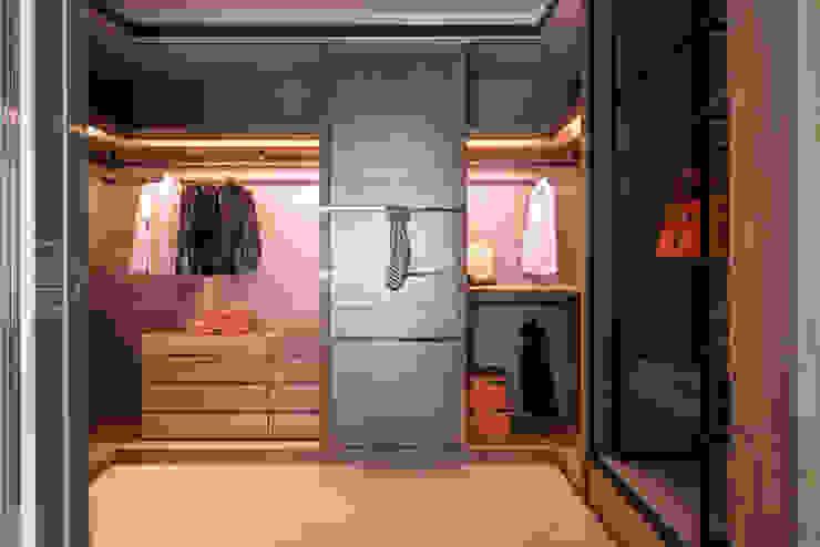 大隆建設/海灣Villa CEO會館2-碧海達觀 SING萬寶隆空間設計 更衣室
