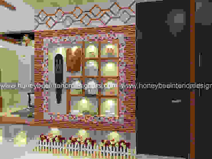 Foyer Area by Honeybee Interior Designers Eclectic