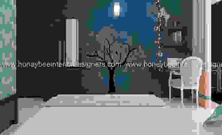 Daughter's Bedroom Classic style bedroom by Honeybee Interior Designers Classic