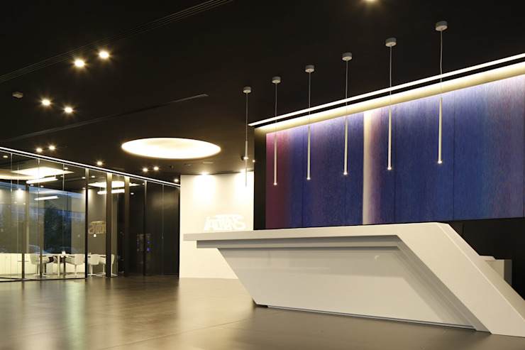 Decor Group Office spaces & stores White