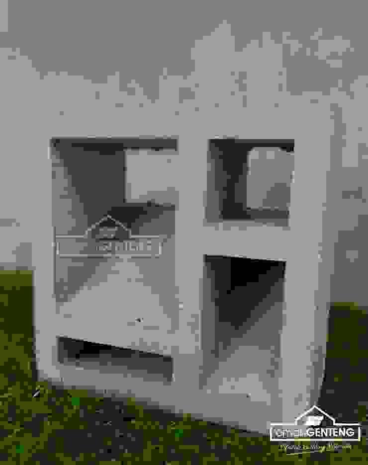 HP/WA: 081 2283 3040 - Roster Beton Klaten - Omah Genteng Hotel Minimalis Oleh Omah Genteng Minimalis Beton