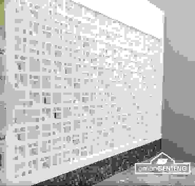 HP/WA: 08122833040 - Roster Beton Sidoarjo - Omah Genteng Klinik Minimalis Oleh Omah Genteng Minimalis Beton