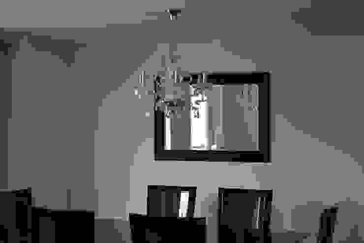 Comedores y chandelier de Lamparas Chandelier Ecléctico