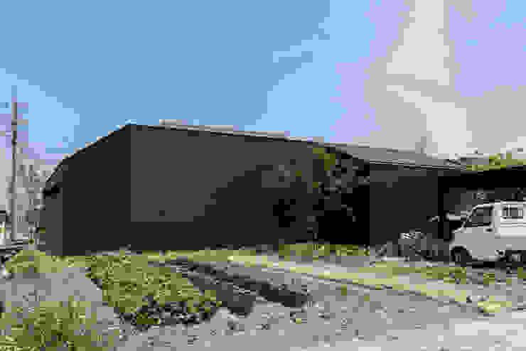 横山町のいえ オリジナルな 家 の 安江怜史建築設計事務所 オリジナル