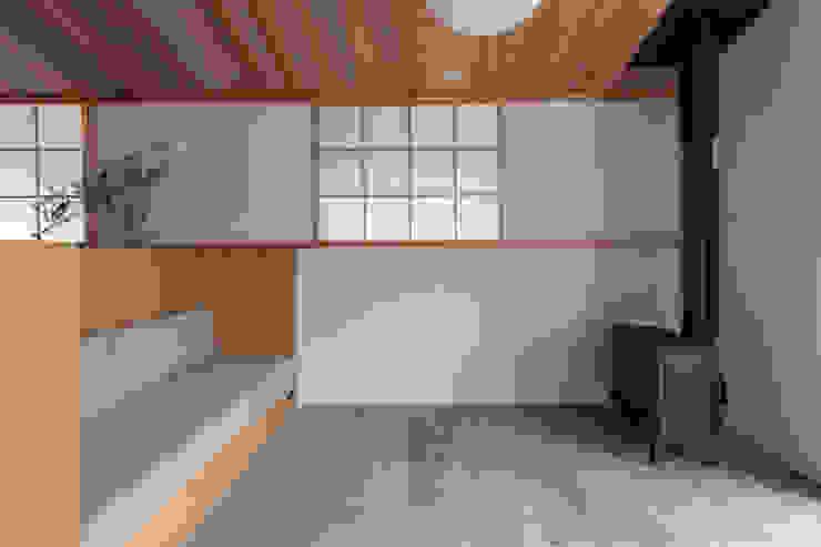 横山町のいえ オリジナルデザインの リビング の 安江怜史建築設計事務所 オリジナル
