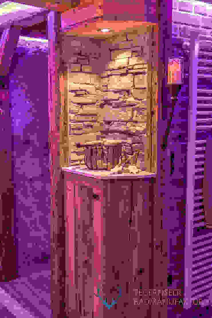 Stefan Necker Tegernseer Badmanufaktur & BadRaumKonzepte Rustic style bathroom