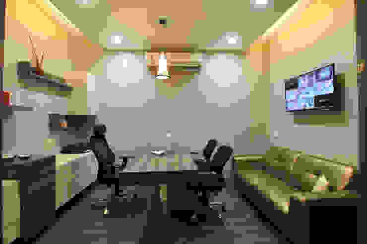 Office by F.Quad Architecture and Interior Design Studio Modern