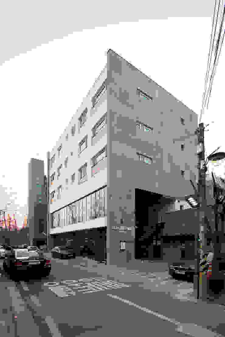 양재동 POP-UP HOUSE by 스튜디오메조 건축사사무소 모던 돌