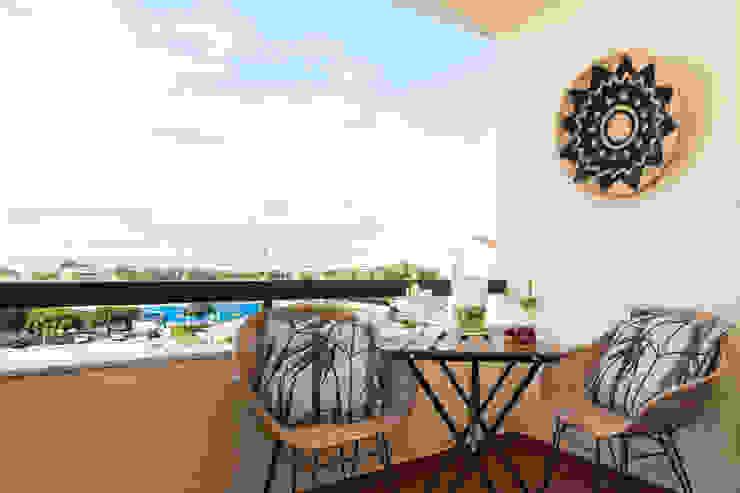 Saborear a vista por Hoost - Home Staging Moderno