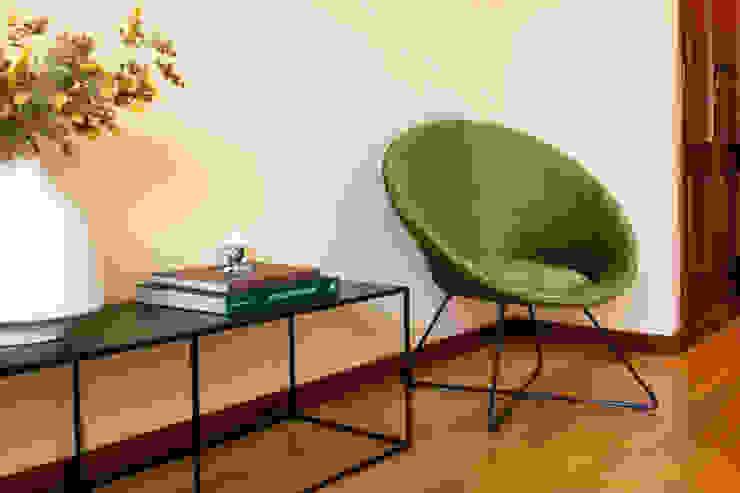 Cadeirão verde por Hoost - Home Staging Moderno