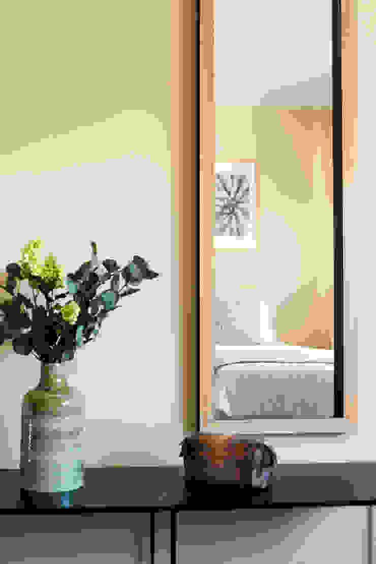 Quarto duplo por Hoost - Home Staging Moderno