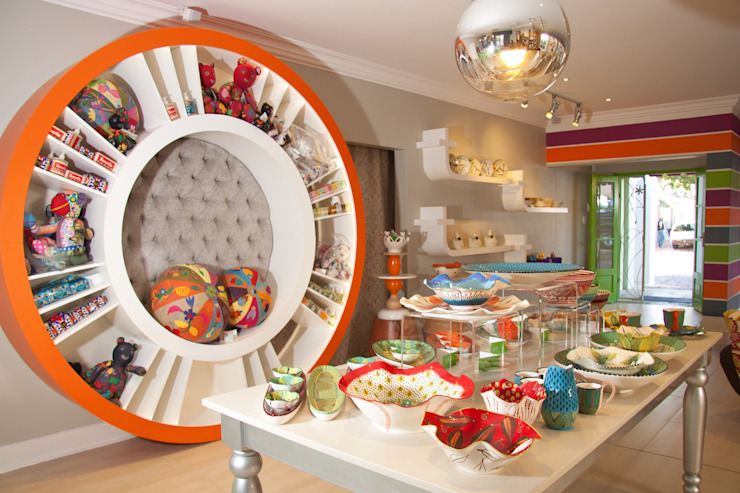 Mot Mot Gift Shop by Activate Space Eclectic