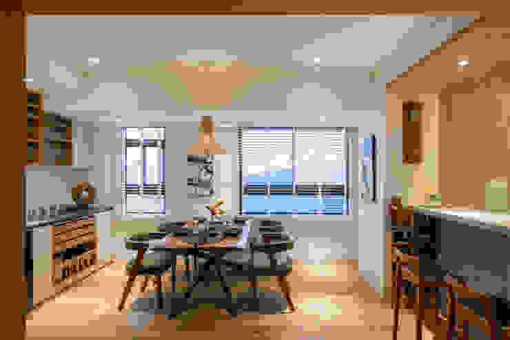 asian  by 解構室內設計, Asian Wood Wood effect