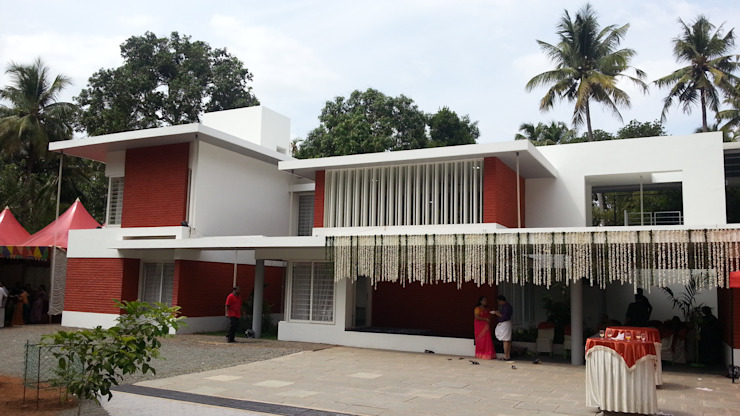 Top Architectures in Thrissur by Prithvi Homes Asian Concrete