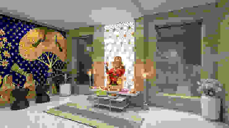 Pooja Room by NUOVO IDEAS Modern