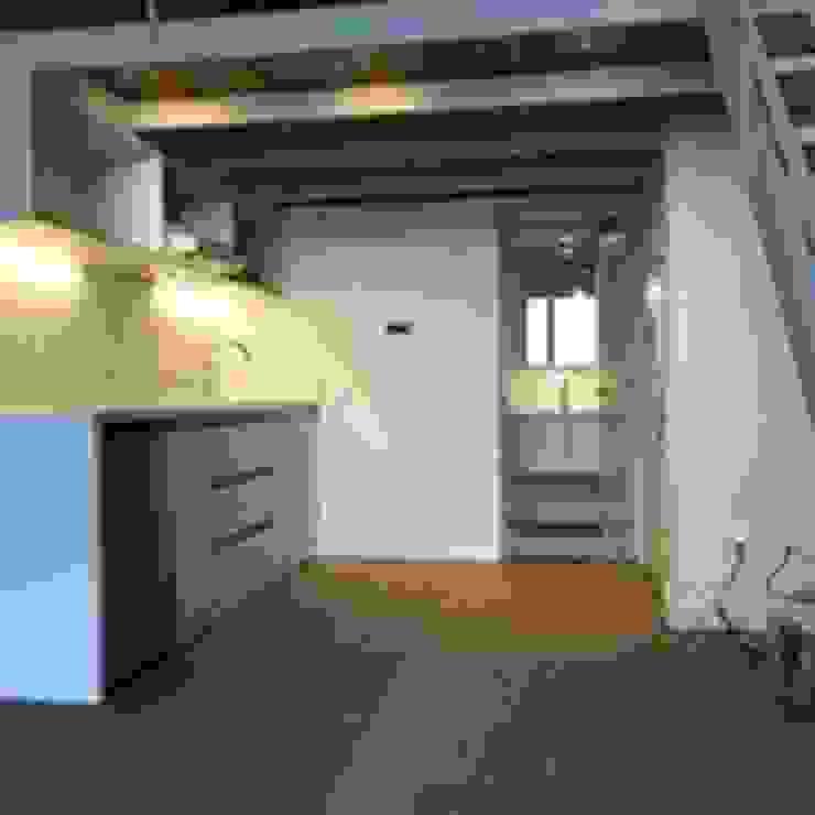 Mueble para Cocina puertas Comunicacion Mueble Baño de Ensamblarq sas Minimalista