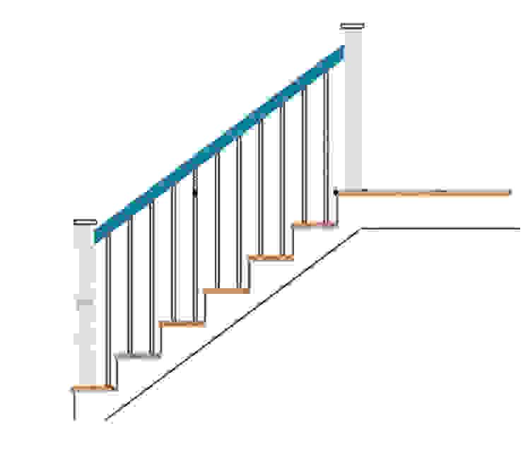 2. Đá Marble ốp cầu thang liệu có thích hợp : hiện đại  by Công ty TNHH truyền thông nối việt, Hiện đại