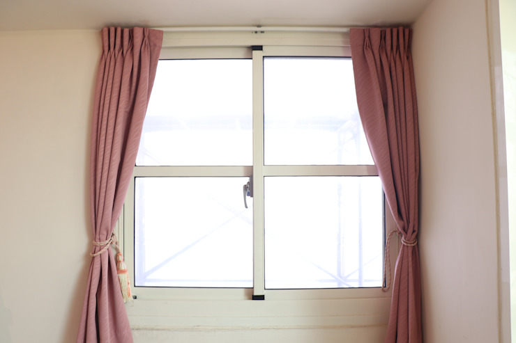 氣密窗施工前 鵝牌氣密窗-台中直營店
