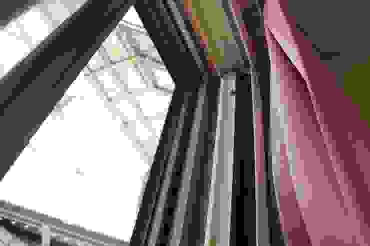 舊窗是以兩扇氣密窗強化 鵝牌氣密窗-台中直營店