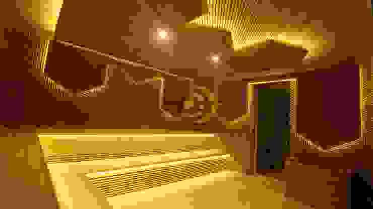 توسط SunCare Spa Uygulamaları مدرن چوب Wood effect