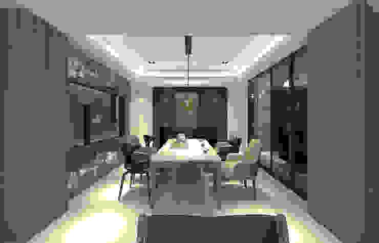 A設計之餐廳 根據 青易國際設計 現代風