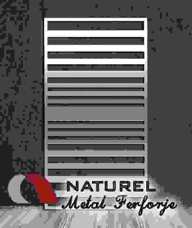 LAZER KESİM DEKORATİF EKRANLAR Modern Oteller NATUREL METAL FERFORJE Modern Metal