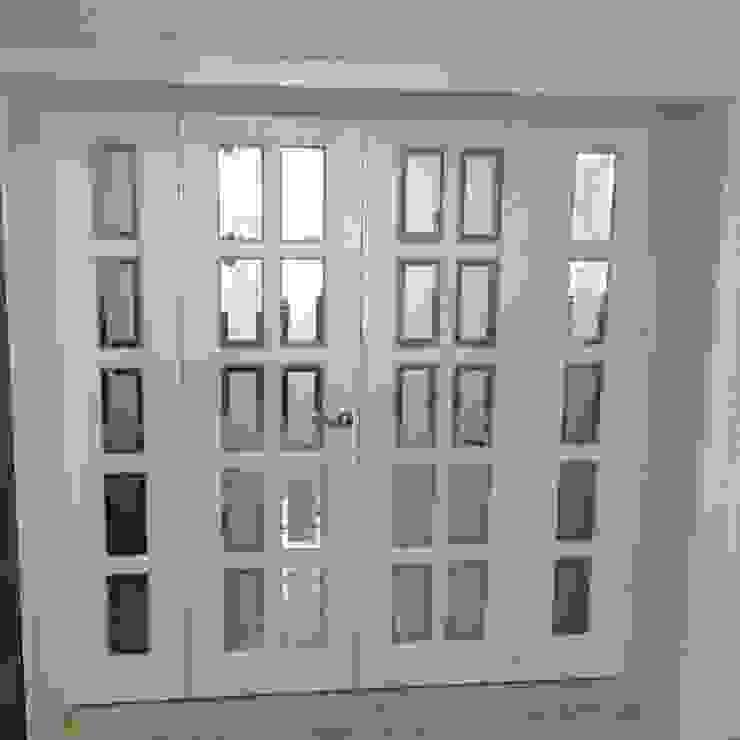 ГЕОНА. Moderne Esszimmer Weiß