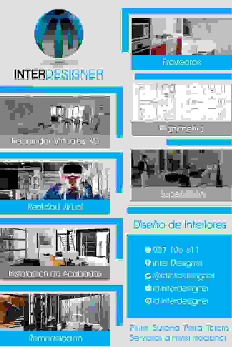 NUESTROS SERVICIOS de Inter Designer
