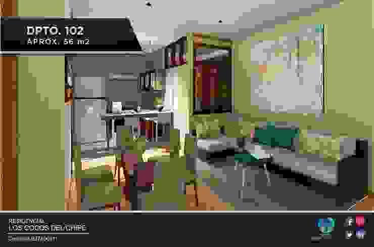 DEPARTAMENTO EN VENTA - NRO 102 de Inter Designer Minimalista