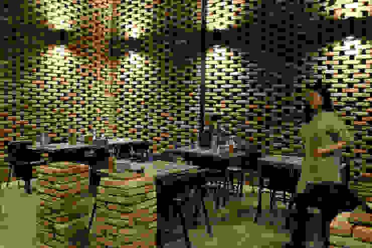 Modern Dining Room by 오조인테리어 Modern