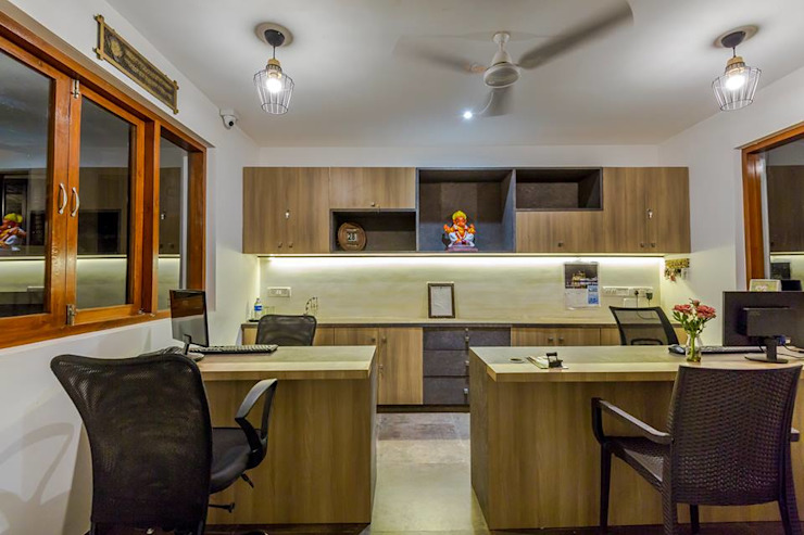 Residential Interior Designers in Pune Olive Interiors Office spaces & stores