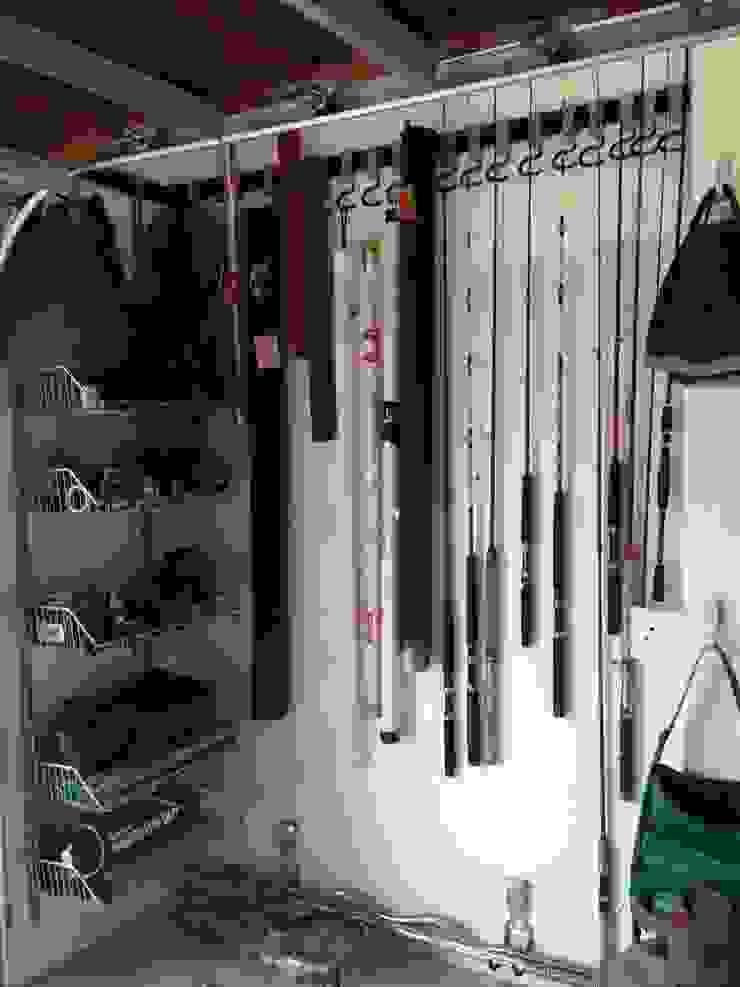 Garage Wall Storage Ideas Modern garage/shed by MyGarage Modern