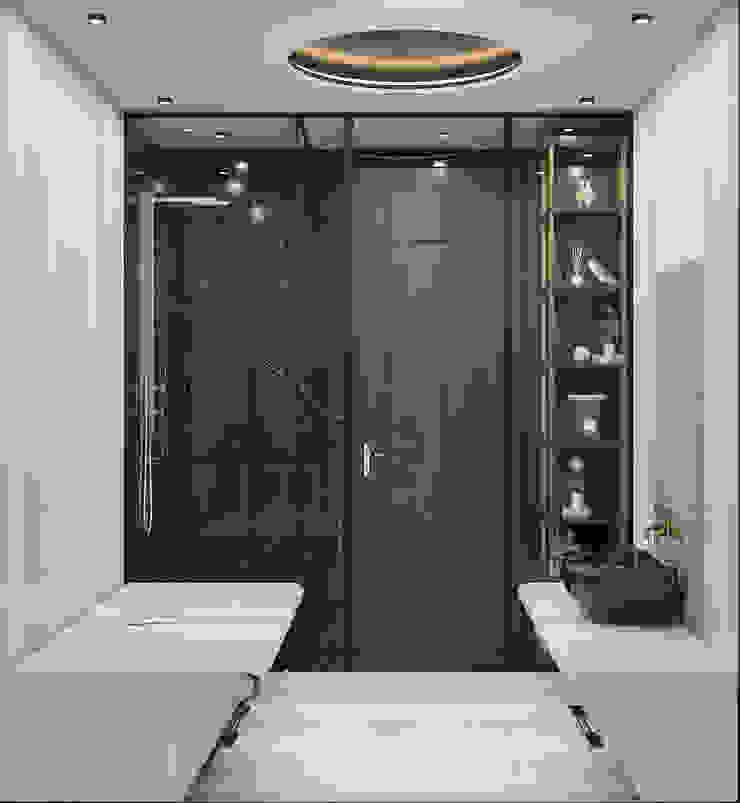 Hamam Modern Banyo ANTE MİMARLIK Modern