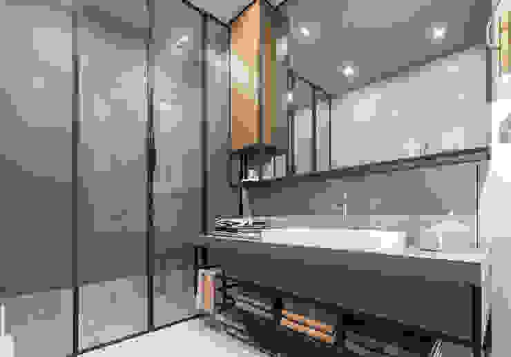 Ebeveyn banyosu Modern Banyo ANTE MİMARLIK Modern