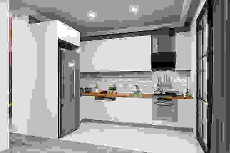 Açık mutfak ANTE MİMARLIK Modern