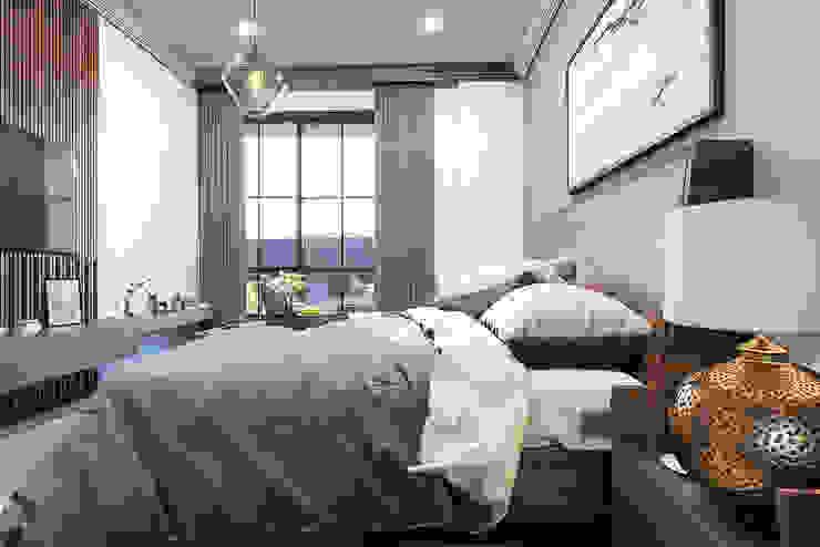 Denizkent Villaları Modern Yatak Odası ANTE MİMARLIK Modern