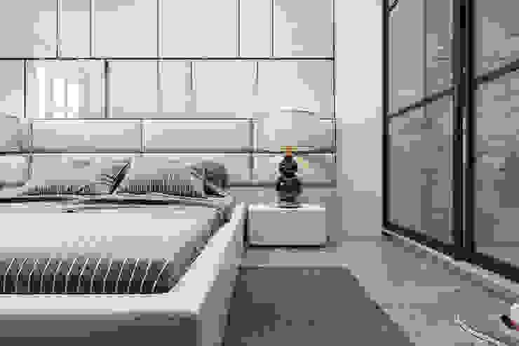 Yatak odası dekorasyon Modern Yatak Odası ANTE MİMARLIK Modern