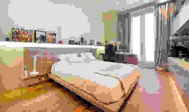 Small bedroom by Antonio Parrondo Interiorismo, Modern