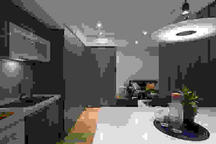 大福空間設計有限公司 Modern dining room
