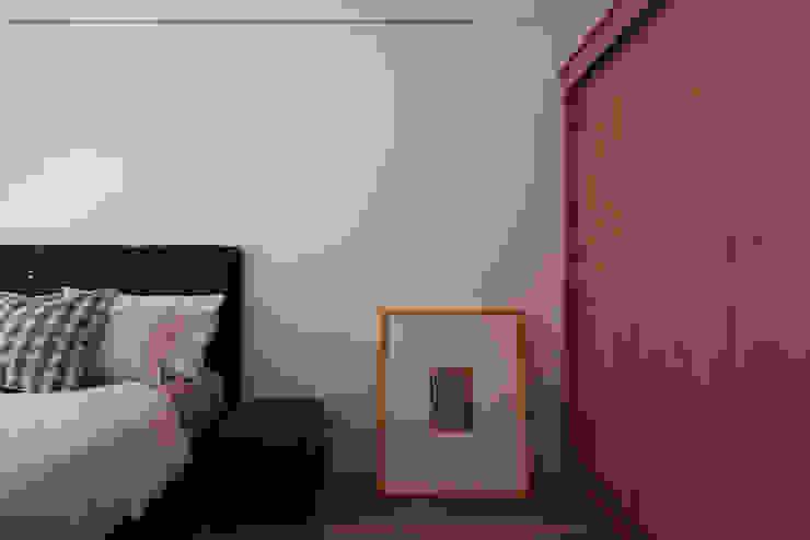 大福空間設計有限公司 Modern style bedroom