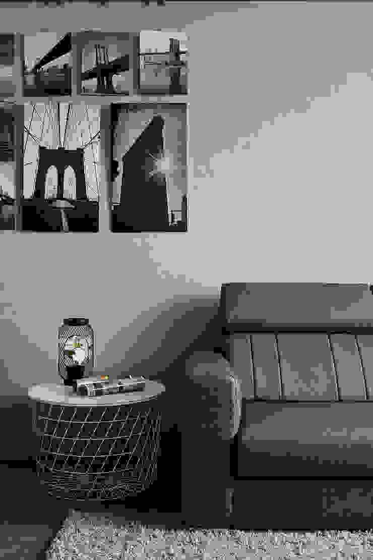 Have I Told You Lately 现代客厅設計點子、靈感 & 圖片 根據 大福空間設計有限公司 現代風