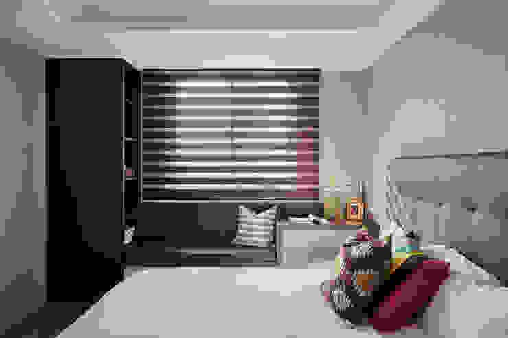Modern style bedroom by 大福空間設計有限公司 Modern