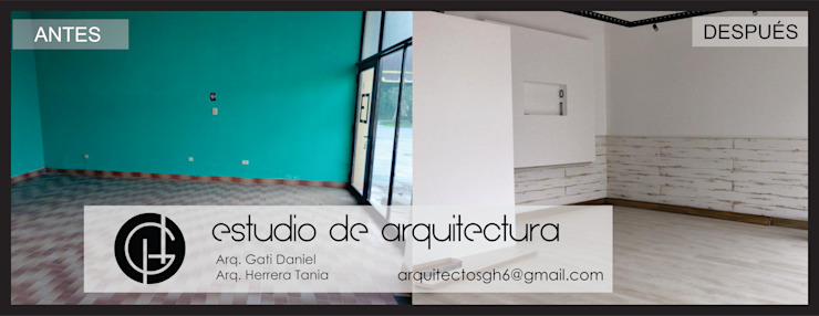 by GT/HR arquitectos
