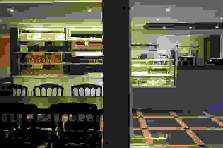 카페 인테리어 CAFE INTERIOR_부산인테리어 by 감자디자인 한옥