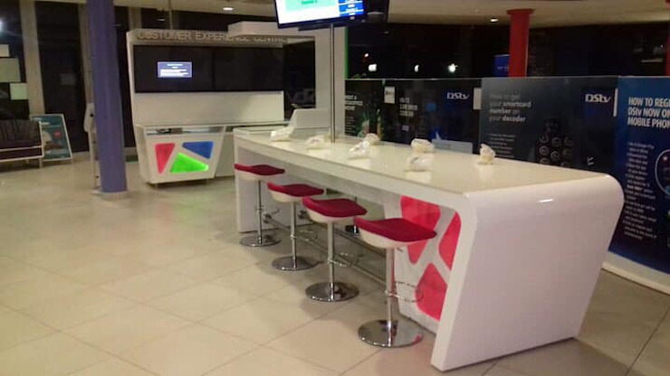 MultiChoice Nambia by Smartdesigns & Turnkey Projects PTY Ltd. Modern