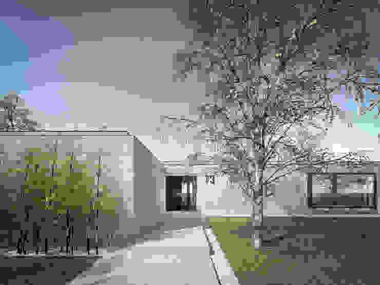 160_Casa Singola Sala multimediale in stile scandinavo di MIDE architetti Scandinavo