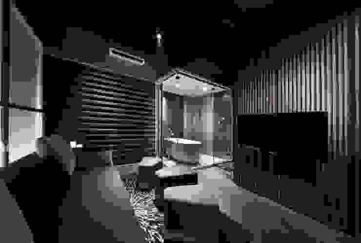 東方綺麗風華 | I'M SPA 會館 | 建築室內共同制作 根據 竹村空間 Zhucun Design 日式風、東方風