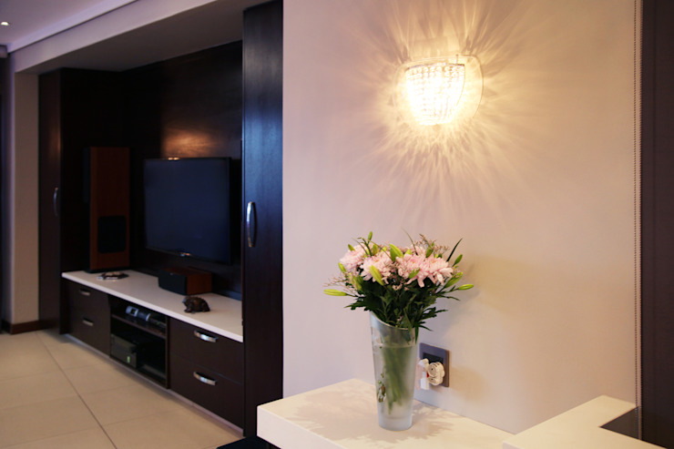 Ebotse Modern living room by Plan Créatif Modern